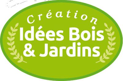 Logo Création - Idées Bois et Jardins