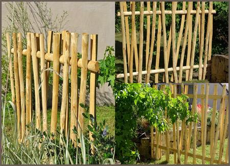 Panneaux BANA en bois de châtaignier
