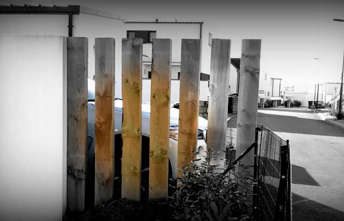 Autres créations en bois de châtaignier 2