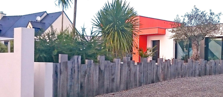 Idees Bois Et Jardins Ganivelles Cloture Barrieres Bois
